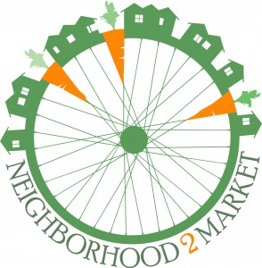 Neighborhood2Market _ Logo - orange carrots