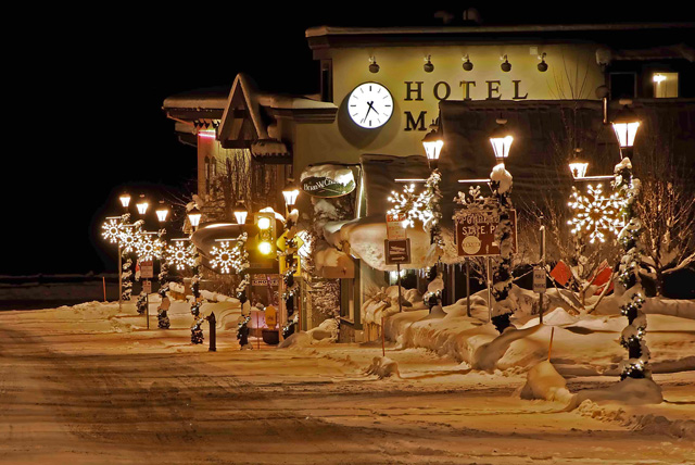 McCall Downtown Master Plan