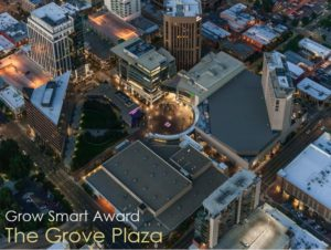The Grove Plaza