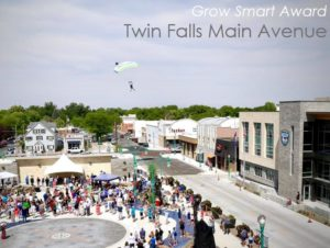 Twin Falls Main Avenue