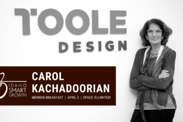 Member Breakfast with Carol Kachadoorian
