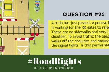 Road Rights Question 25