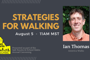 Strategies for Walking Webinar