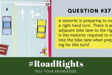 Road Rights Question 37