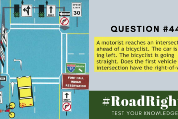 Road Rights Question 44