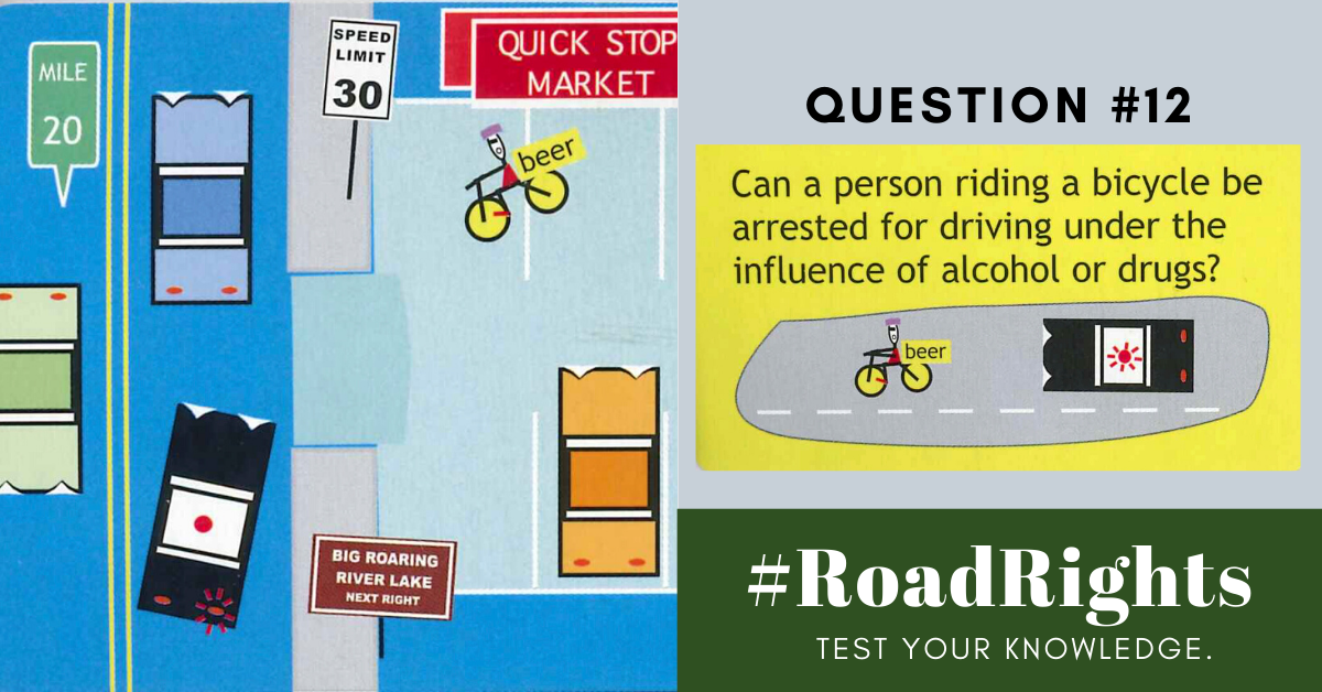 Road Rights Question 12