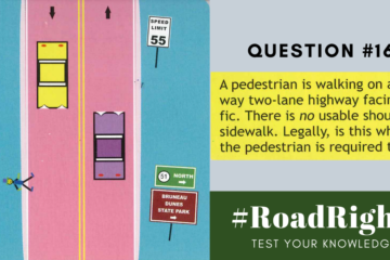 Road Rights Question 16
