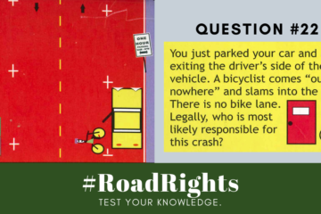 Road Rights Question 22