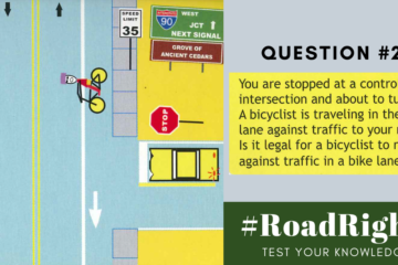 Road Rights Question 27