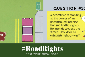 Road Rights Questions 35