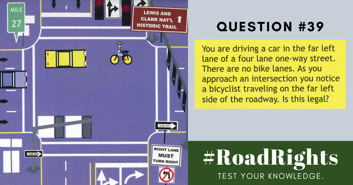 Road Rights Question 39