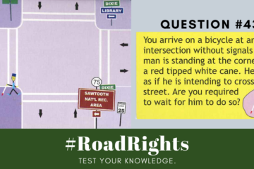 Road Rights Question 43