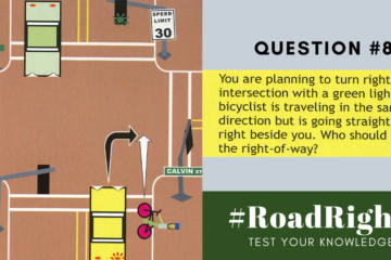 Road Rights Question 8